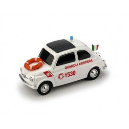 Fiat 500 Brums GUARDIA COSTIERA - Art. BR038