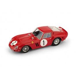 Ferrari 250 GTO - 3987GT - 1000 km Paris 1962 1° Pedro – Ricardo Rodriguez N°1 - R530
