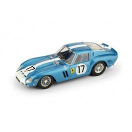 Ferrari 250 GTO - 3387GT - 24H du Mans 1962 Grossman - Roberts N°17 NART - Art. R532