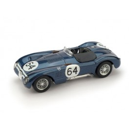 Jaguar C Type Goodwood international 1954 D. Titterington N°64 Ecurie Ecosse - Art. R546B