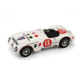 Jaguar Type C V Carrera Mexico 1954 Paco Ibarra -Nickey Pinal N°13 - Art. R547