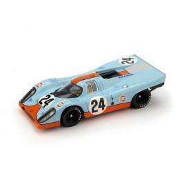 Porsche 917K 1000Km Spa 1970 1° Siffer-Rodriguez N°24 Scuderia JWA Gulf - Art. 555