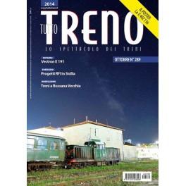 tutto TRENO N. 289 - Ottobre 2014
