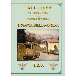 Tramvia Biella Oropa 1911-1958