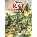 R.S.I. Forze armate della Repubblica Sociale - La guerra in Italia 1944