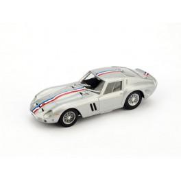 Ferrari 250 GTO 1962 Grigio metallizzato chassis 4153 GT - Art. R508-04
