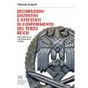 Decorazioni distintivi e attestati di conferimento terzo Reich