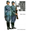 Uniformi e distintivi dell'esercito tedesco 1933-1945